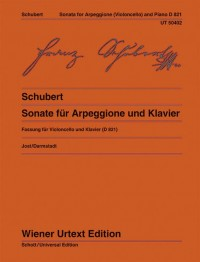 Schubert, F: Sonata D 821