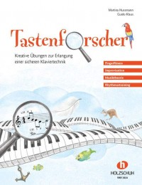 Martina Hussmann_Guido Klaus: Tastenforscher