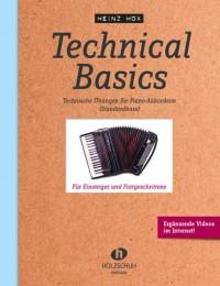 Heinz Hox: Technical Basics