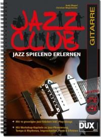 Andy Mayerl_Christian Wegscheider: Jazz Club Gitarre