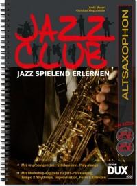 Andy Mayerl_Christian Wegscheider: Jazz Club Altsaxophon