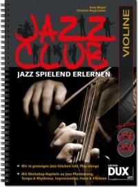 Andy Mayerl_Christian Wegscheider: Jazz Club Violine