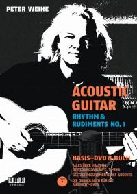 Peter Weihe: Acoustic Guitar Rhythm & Rudiments No. 1