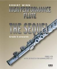Robert Winn: High Performance Flute - The Sequel