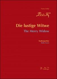 Lehár, F: Die lustige Witwe