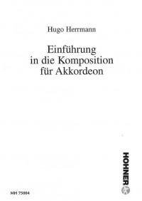 Herrmann, H: Einführung in die Komposition für Akkordeon