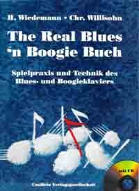 The Real Blues´n Boogie Buch