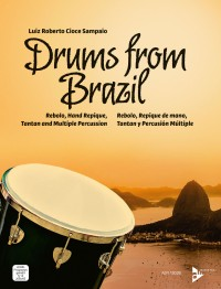 Cioce Sampaio, L R: Drums from Brazil