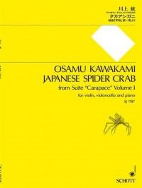 Kawakami, O: Japanese Spider Crab