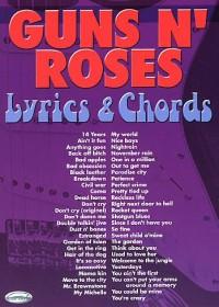 Guns N' Roses: Lyrics & Chords