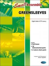 Andrea Cappellari: Greensleeves