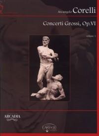 Corelli, A: Concerti Grossi op6 Vol1 op. 6