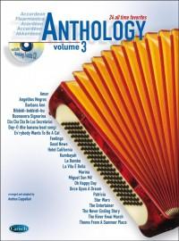 Anthology (Accordion), Volume 3