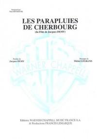 Michel Legrand: Parapluies de Cherbourg (Les)