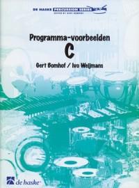 Gert Bomhof_Ivo Weijmans: Programma-voorbeelden C