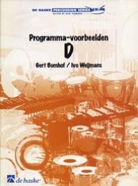 Gert Bomhof_Ivo Weijmans: Programma-voorbeelden D