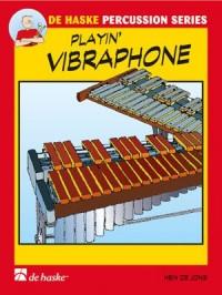 Hein de Jong: Playin' Vibraphone (NL)
