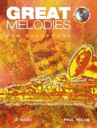 Hollis: Great Melodies for Alto Saxophone