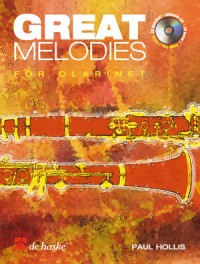 Hollis: Great Melodies for Clarinet