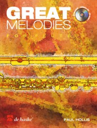 Hollis: Great Melodies for Flute