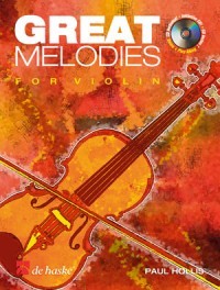 Hollis: Great Melodies for Violin