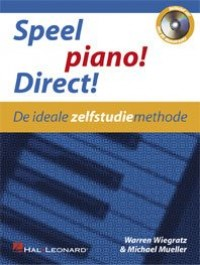 Warren Wiegratz_Michael Mueller: Speel Piano! Direct!