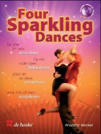 Wecker: Four Sparkling Dances