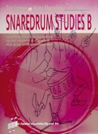 Ton Lamers_Hugo Masselink: Snaredrum Studies B