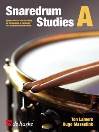 Ton Lamers_Hugo Masselink: Snaredrum Studies A