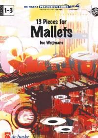 Weijmans: 13 Pieces for Mallets