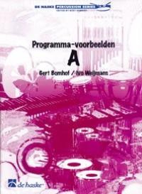 Gert Bomhof_Ivo Weijmans: Programma-voorbeelden A