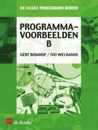 Gert Bomhof_Ivo Weijmans: Programma-voorbeelden B