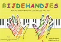 Erna Fransen_Mieke de Jong: Bijdehandjes 1 (Auditieve Piano)