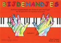 Erna Fransen_Mieke de Jong: Bijdehandjes 2 (Auditieve Piano)