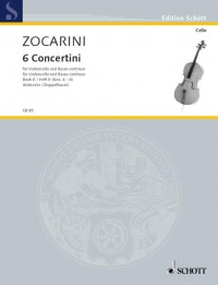 Zocarini, M: 6 Concertini Band 2