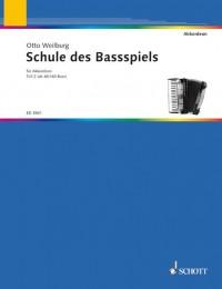 Weilburg, O: Schule des Bassspiels Band 2