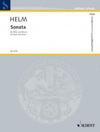 Helm, E: Sonata