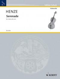 Henze, H W: Serenade