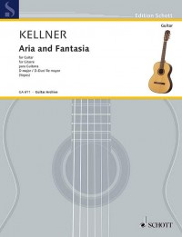 Kellner, D: Aria and Fantasia D major