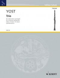 Yost, M: Trio F major