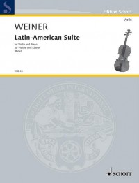 Weiner, S: Latin-American-Suite