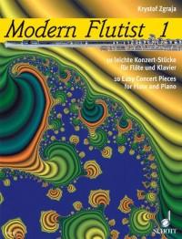 Zgraja, K: Modern Flutist Band 1