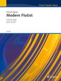 Zgraja, K: Modern Flutist Band 3