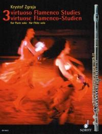 Zgraja, K: 3 virtuoso Flamenco Studies