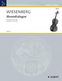 Wiesenberg, M: Monodialogue