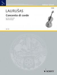 Laurušas, V: Concento di corde