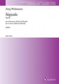 Widmann, J: Signals