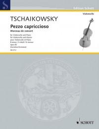 Tchaikovsky: Pezzo capriccioso B minor op. 62