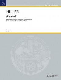 Hiller, W: Alastair