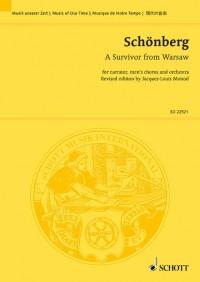 Schoenberg: A Survivor from Warsaw op. 46